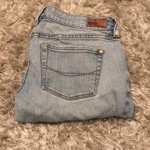 Bullhead faded skinny jean from PacSun